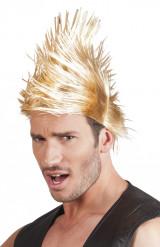 Punkfrisur Perücke für Erwachsene