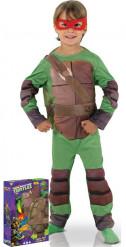 Gepolsterte Verkleidung Ninja Turtle™ mit Geschenkbox