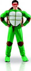 Ninja Turtle™ Kostüm für Erwachsene mit Panzer - Deluxe