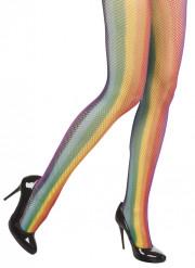 Regenbogen Strumpfhose für Damen