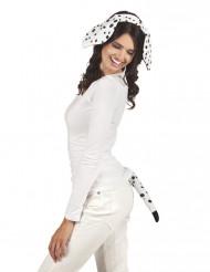 Zubehörset Hund Dalmatiner für Erwachsene