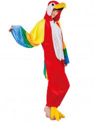 Papagei Kostüm für Erwachsene