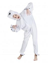 Eisbär Kostüm für Kinder