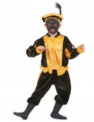 Knecht Ruprecht Verkleidung gelb für Kinder