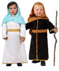 Maria und Josef Paarkostüm Kinder