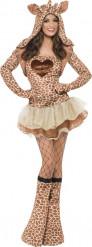 Sexy Giraffe Tutu Kostüm für Erwachsene
