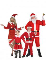 Weihnachtsmann Familie