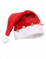 Santa Claus Schellenmütze für Erwachsene