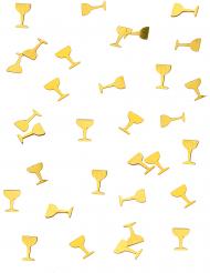 Konfetti Champagnerflaschen 10g