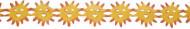Sonnen-Girlande