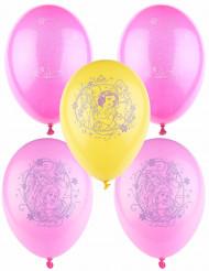 5 Luftballons Prinzessin Disney