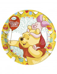 8 Pappteller - Winnie Puuh™