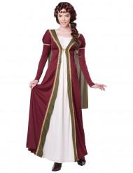 Mittelalterliches Frauenkostüm