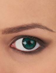 Kontaktlinsen schwarz-dunkelgrün