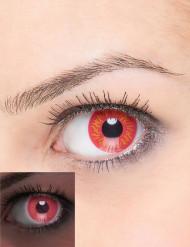 Flammen UV Kontaktlinsen für Erwachsene