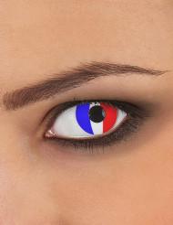 Kontaktlinsen Frankreich