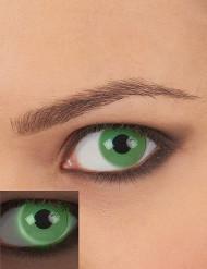 Grüne UV Kontaktlinsen für Erwachsene