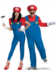Super Mario™ Paarkostüm für Erwachsene