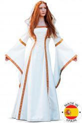 Elfenhaftes Mittelalter-Kostüm für Damen