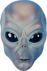 Alien-Maske aus PVC für Kinder
