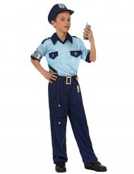 Polizisten Kostüm für Kinder