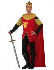 König Kostüm für Herren