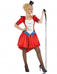 Kostüm Zirkus-Dompteuse für Damen
