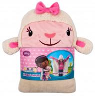 Lammie™ Doc McStuffins Disney Decke mit Kapuze für Kinder