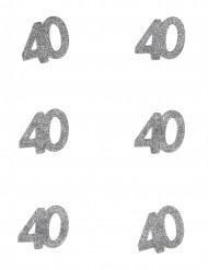 Konfetti - 40 Jahre 10g