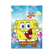 6 Geschenktüten Spongebob Schwammkopf™