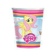 8 My little Pony™ Becher