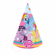8 Partyhüte - My little Pony™