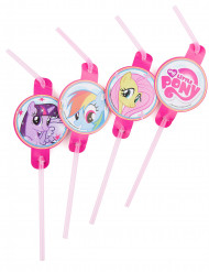 8 My little Pony Strohhalme