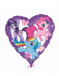 Ballon aus Aluminiumfolie Mein kleines Pony.