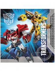 20 Papierservietten Transformers™