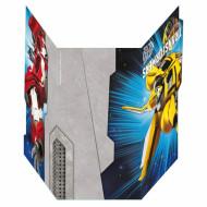 6 Einladungskarten mit Umschlag Transformers™