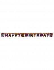 Happy Birthday Girlande Monster High