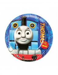 8 Pappteller - Thomas, die kleine Lokomotive™