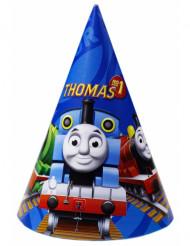 6 Partyhüte - Thomas, die kleine Lokomotive™