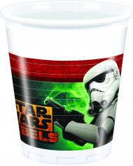 8 Star Wars Rebels™ Plastikbecher