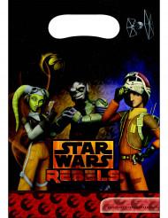 6 Partytüten Star Wars Rebels