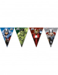 Avengers™ Fähnchen Girlande