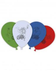 8 Avengers™ Luftballons