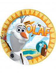 8 Pappteller - Olaf™