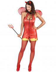 Sexy Teufels Kostüm für Damen