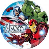 Melamin Avengers ™ Teller