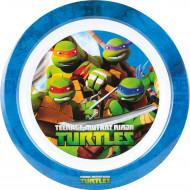 Teller aus Melamin - Ninja Turtles™