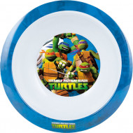Ninja Turtles-Suppenteller aus Melamin