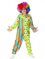 Kostume Fur Kinder Karneval Fasching Clowns Zirkus Gunstige