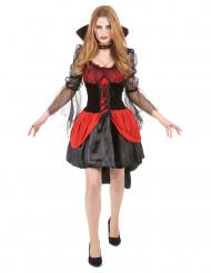 Sexy Vampirkostüm für Damen